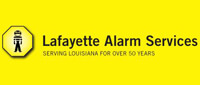 Website for Lafayette Alarm Services