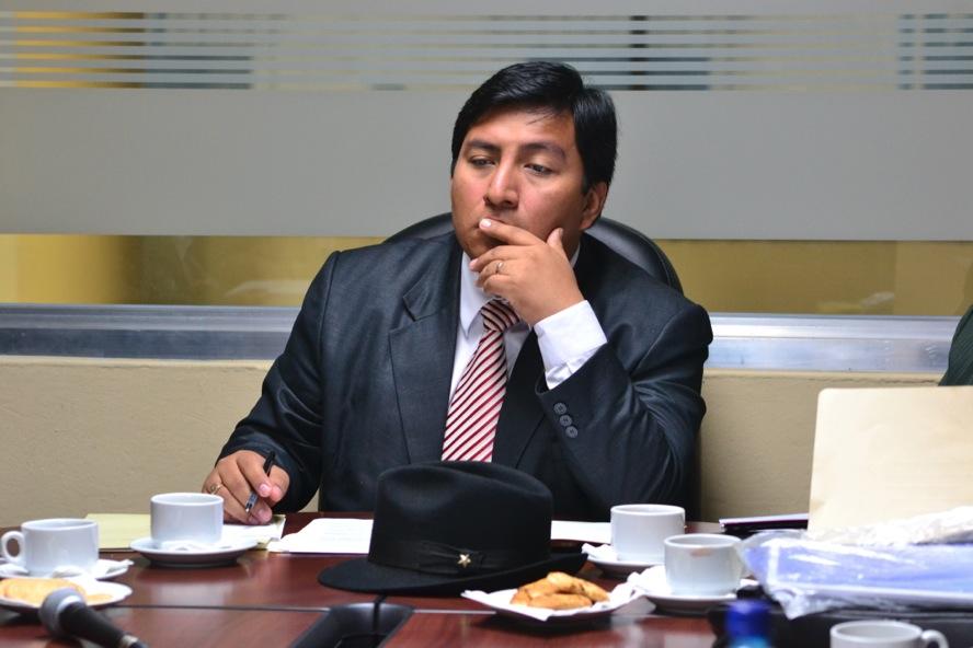 Amílcar Pop: hay laguna legal en derogatoria de Ley
