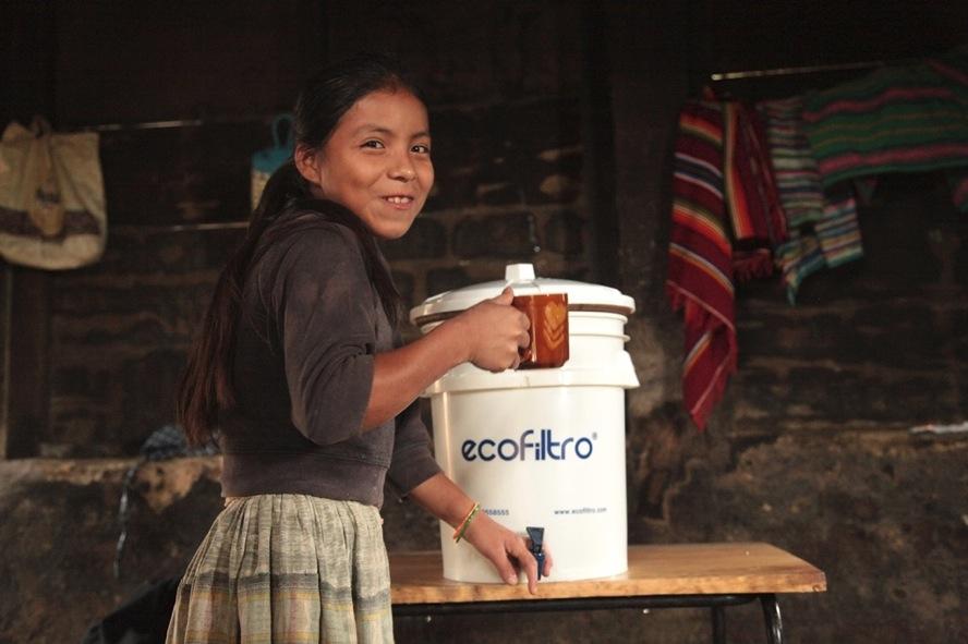 Buscan llevar el agua pura a las comunidades más remotas