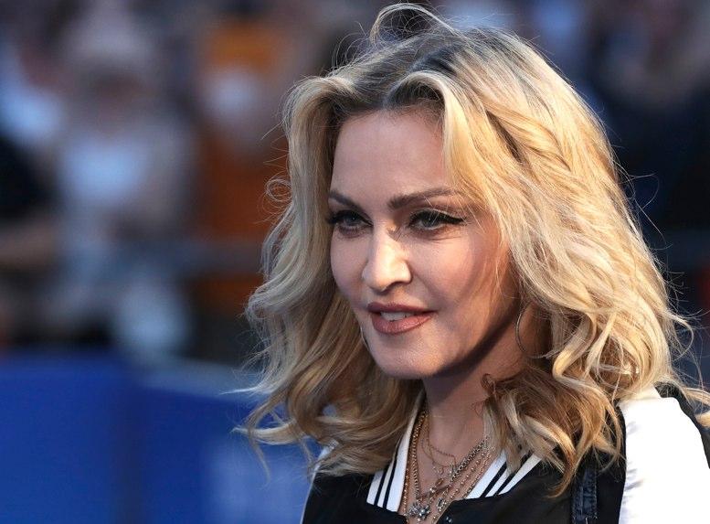 """Madonna: Trump, el presidente electo, es como estar """"en una pesadilla"""""""