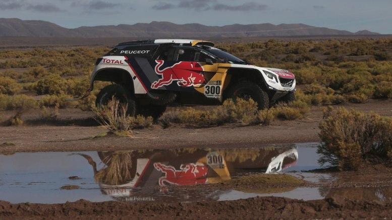 El mal clima quita brillo al Dakar más duro