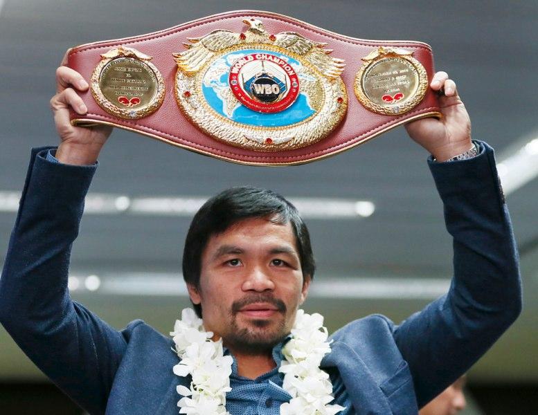 Manny Pacquiao regresará al ring el 23 de abril