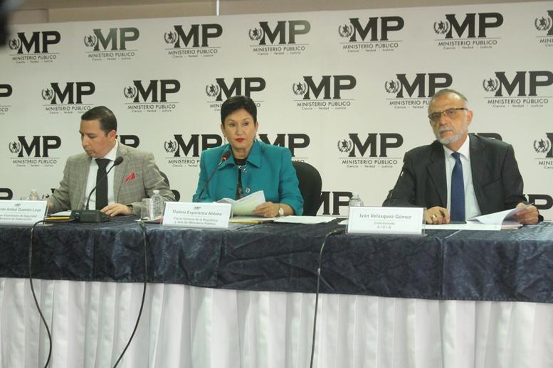 """MP y CICIG develan mafia en elección de Cortes y su relación con el """"Rey del Tenis"""""""