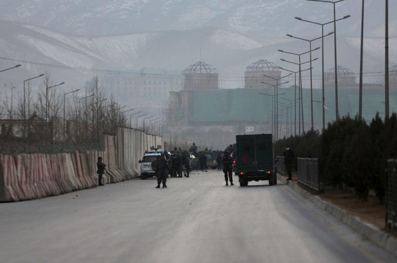 Asciende a 37 el número de muertos tras atentados en Afganistán