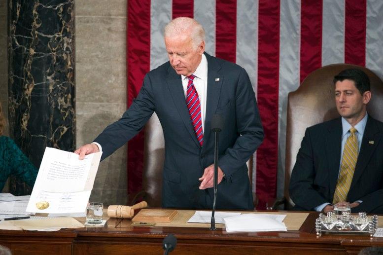 """Goodbye Joe"", adiós al vicepresidente Biden"