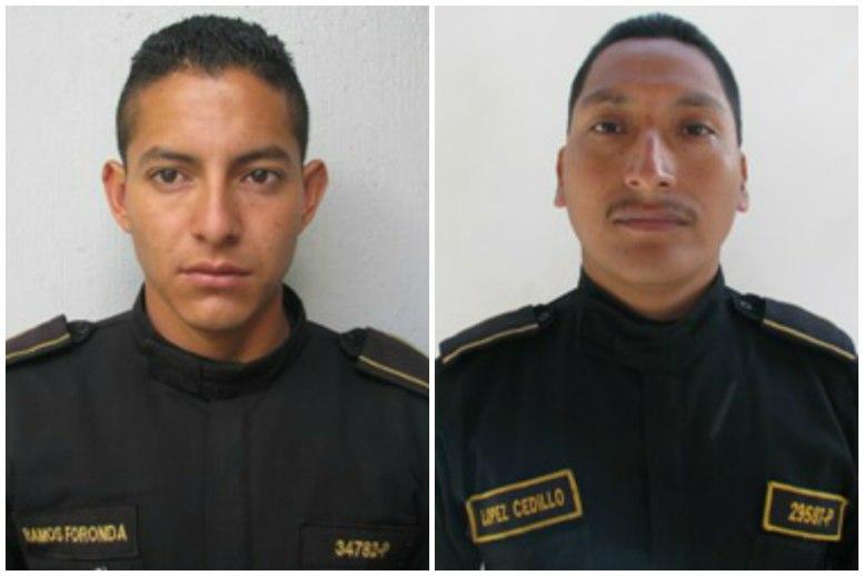 Rendirán honras fúnebres a policías fallecidos