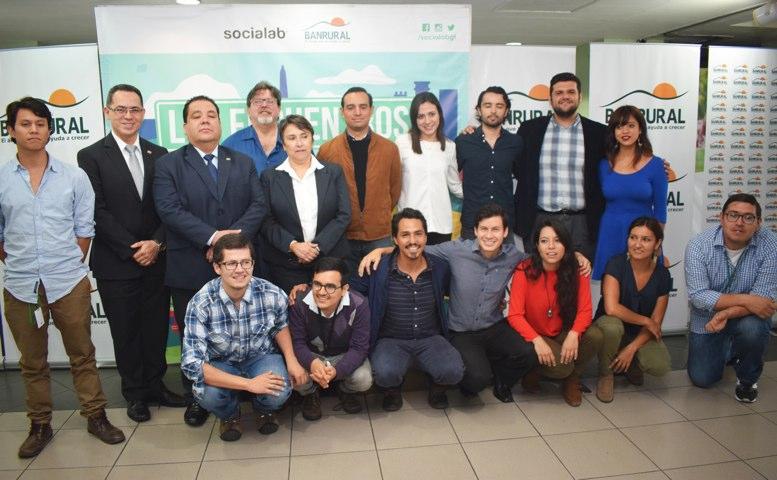 Reconocimiento financiero para ideas de negocio innovadoras, sostenibles y con propósito social