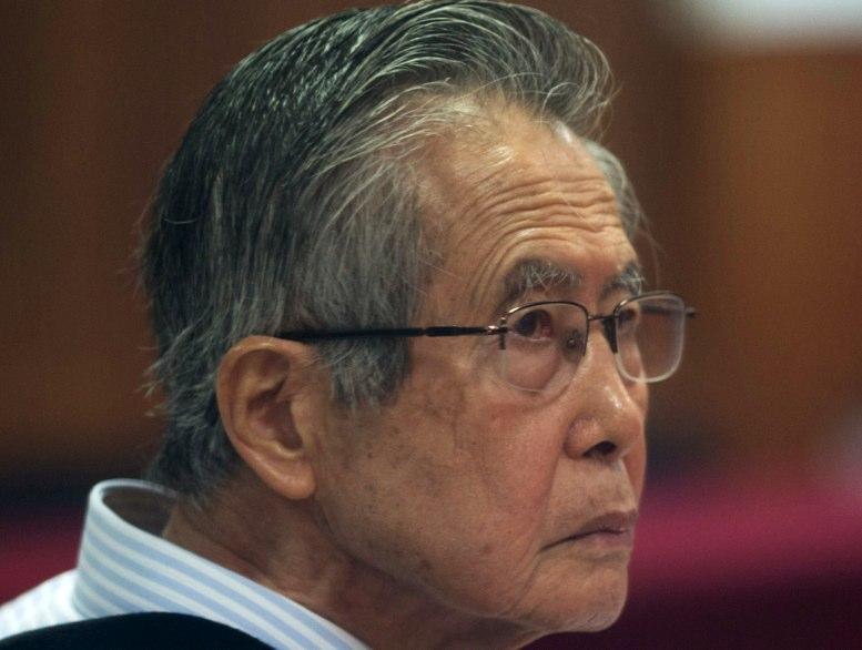 Alberto Fujimori dice en carta que tiene arritmia cardiaca