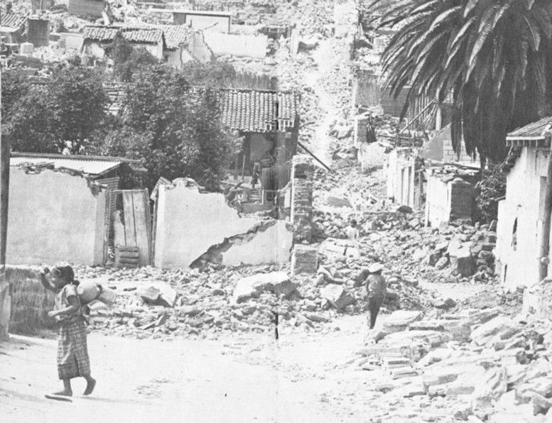 Terremotos En Guatemala La Hora