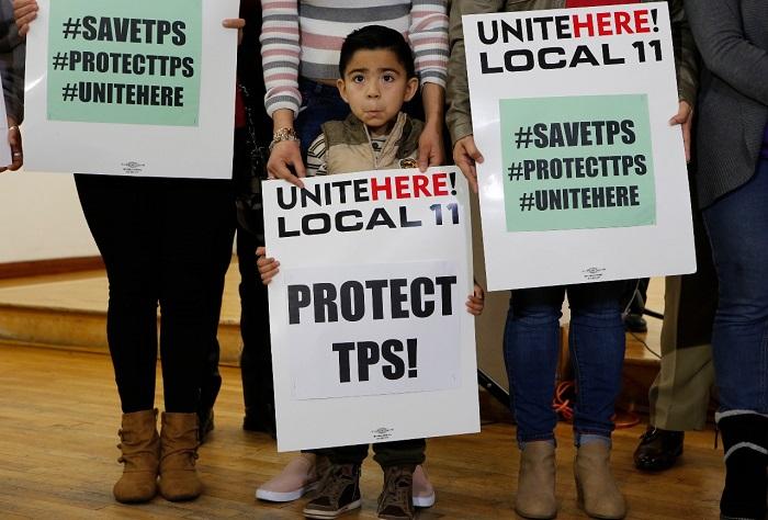 El TPS funciona para varios países afectados por distintas circunstancias