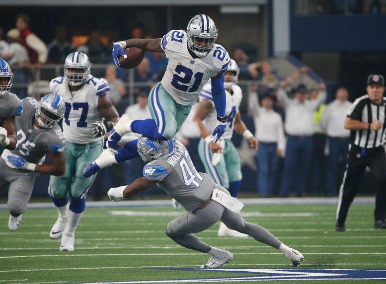 Con gol de campo, los Cowboys se imponen a los Lions