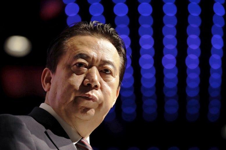 China rompe el silencio tras la desaparición del presidente de Interpol