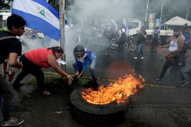 Elevan a 325 los muertos por la represión en Nicaragua