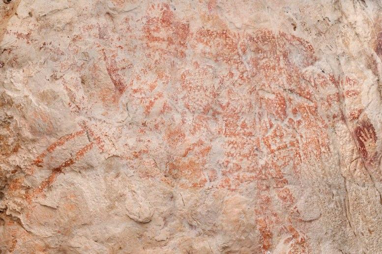 Encuentra las obras de arte figurativo más antiguas del mundo