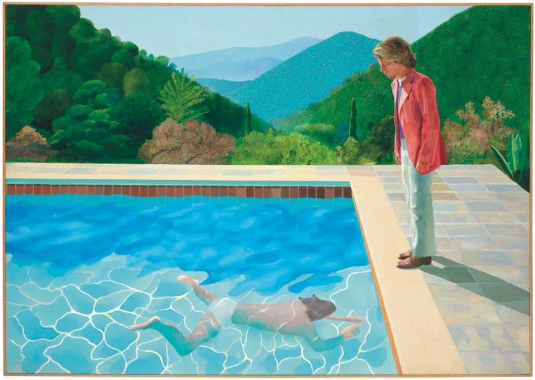David Hockney es el artista vivo más cotizado del mundo