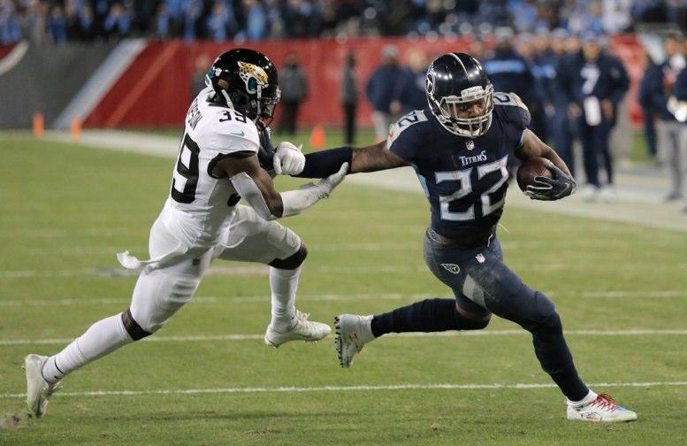 Tennessee consigue contundente triunfo contra Jacksonville en S14 de NFL