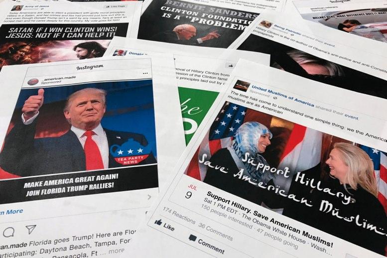 Rusia utilizó redes sociales para desinformar en elecciones de EE.UU