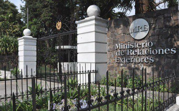 Cancillería cita a investigadores de Cicig por las visas