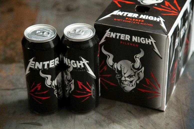 Metallica ya tiene su propia cerveza