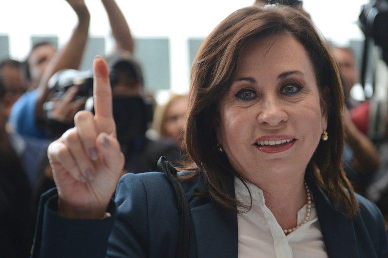 Sandra Torres, ex primera dama que busca gobernar Guatemala