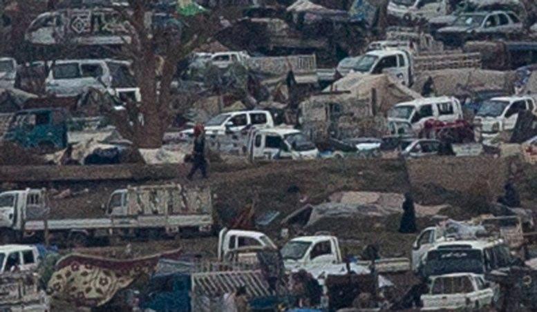 El Estado Islámico está acorralado a orillas del Éufrates: FDS