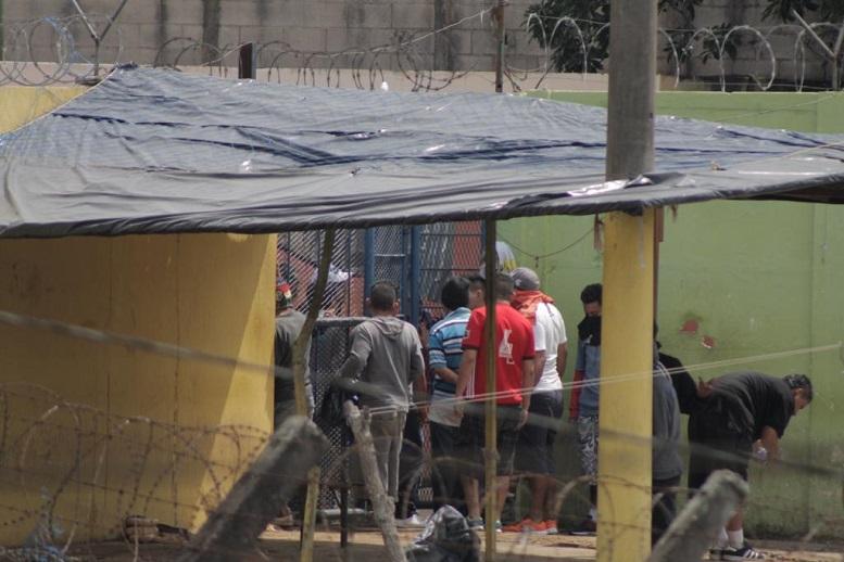 Siete muertos y más de doce heridos — Motín en Pavón