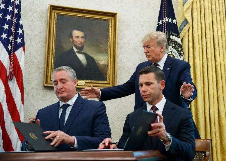 Resultado de imagen para Fiscales de 22 estados de EEUU consideran inconstitucional el acuerdo migratorio con Guatemala