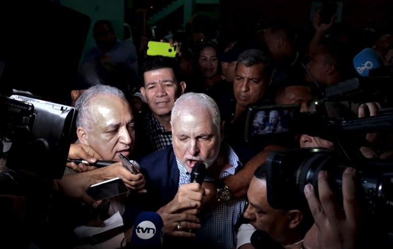 Hijos del expresidente Martinelli comparecen ante juzgado tras ser detenidos en Guatemala