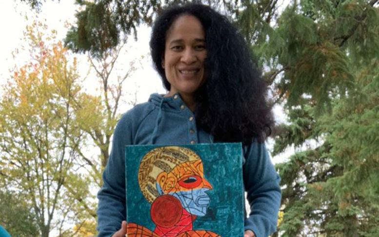 Reconocen a escritora Ilka Oliva Corado en Jutiapa - La Hora