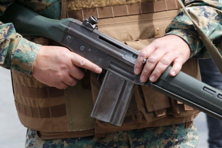 Piñera autorizaría despliegue militar si es necesario, afirma ministro chileno de Defensa