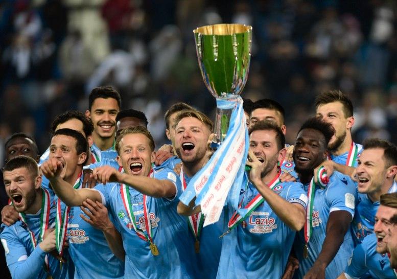 La Lazio pone fin al reinado de la Juventus en la Supercopa de Italia - La Hora