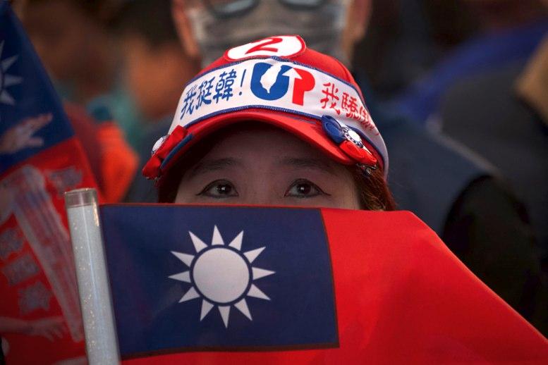Presidenta de Taiwán agradece al electorado después de ser reelegida
