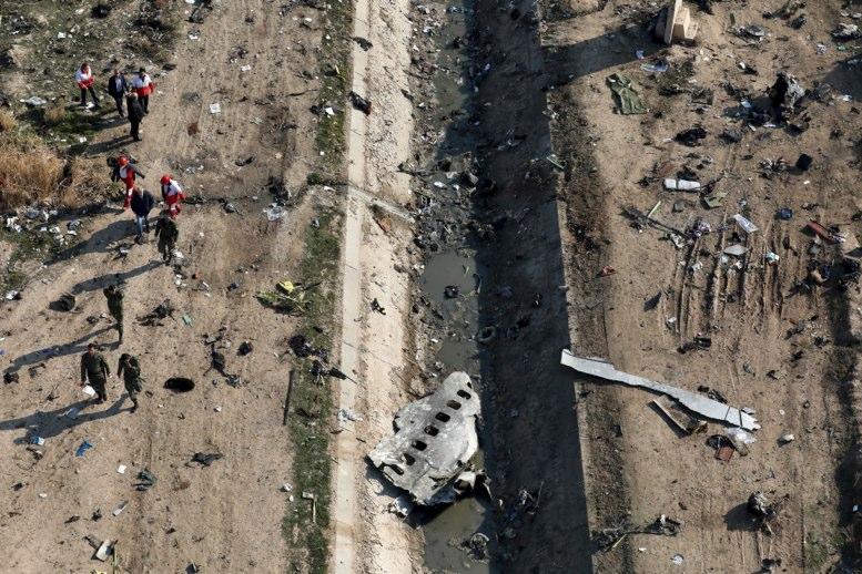 Con grabaciones demuestran que Irán sabía que derribó avión ucraniano