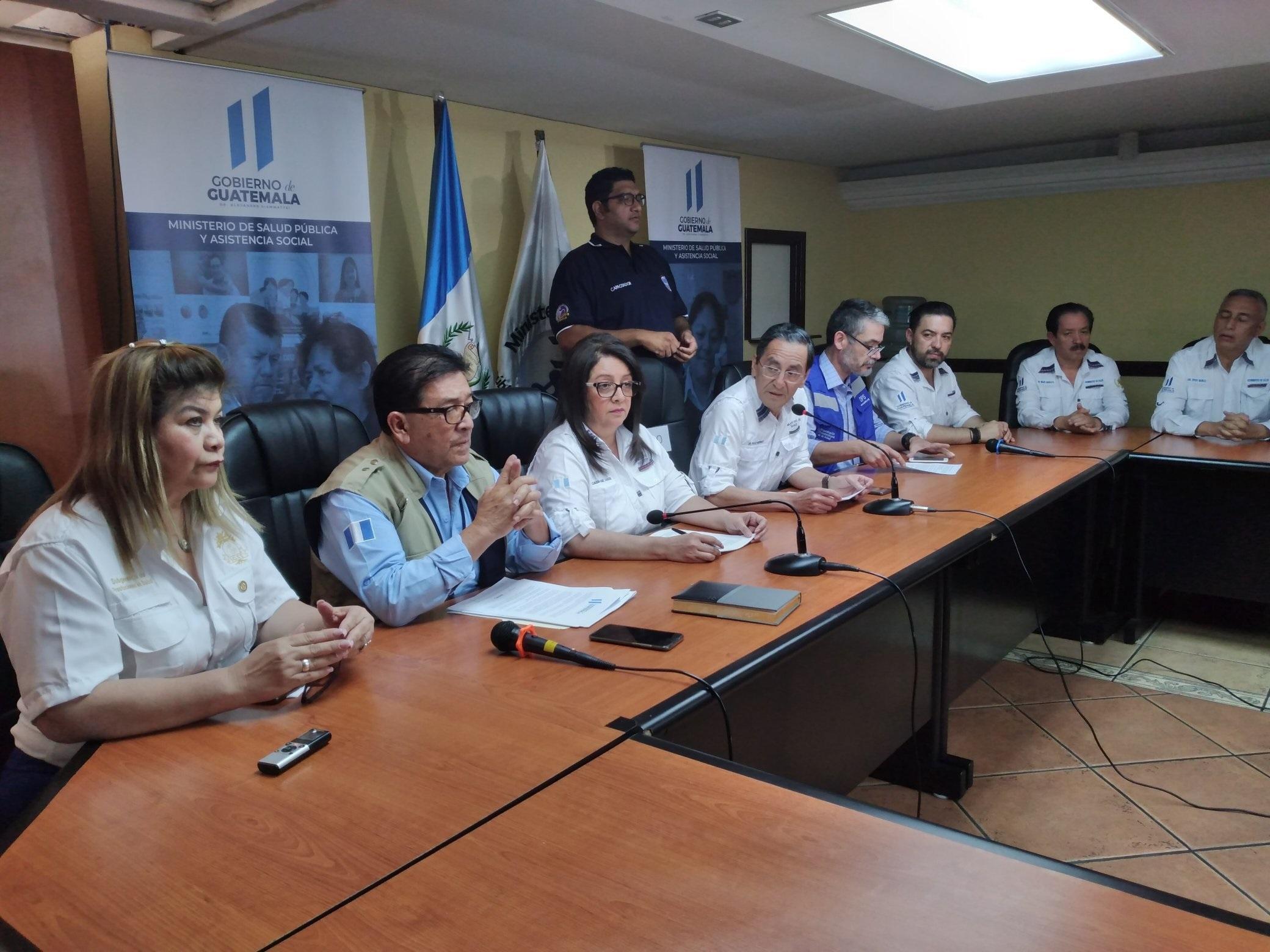 Muere el primer guatemalteco por COVID-19, confirma Salud — Coronavirus