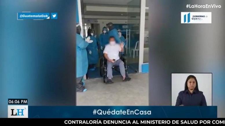 Guatemala registra 870 casos nuevos de Covid-19 en 24 horas