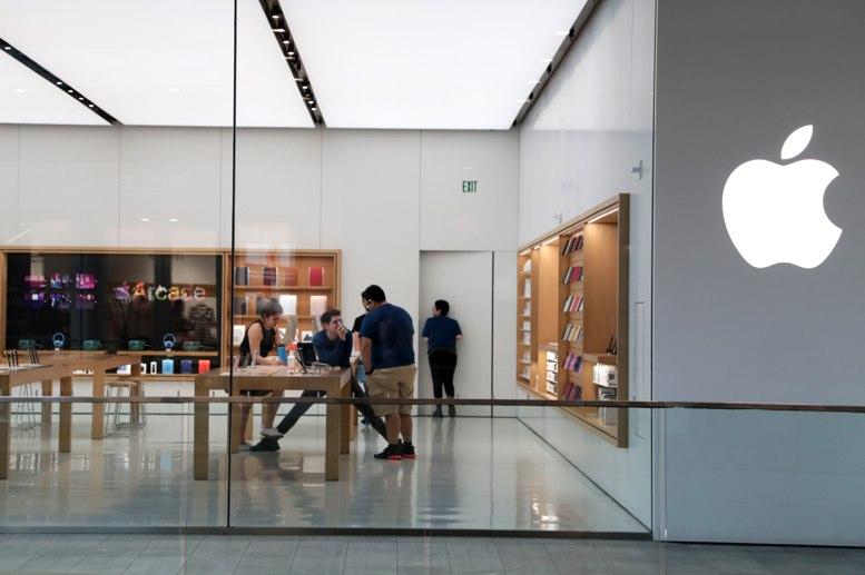 Apple cierra tiendas en EE. UU. en medio de crisis de virus