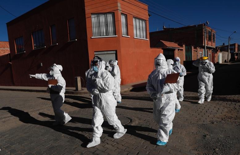 Cuarto ministro contagiado en el gobierno de Bolivia
