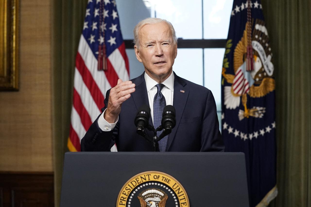 Biden defiende la salida de Afganistán porque EE.UU. cumplió