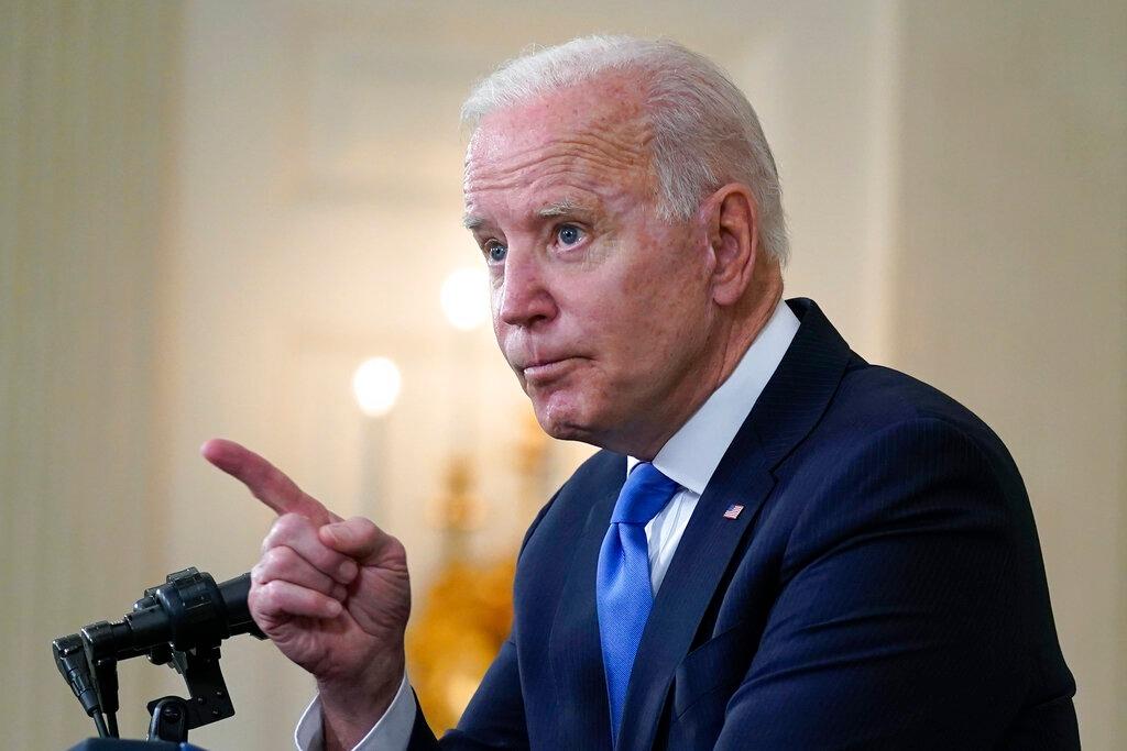 Actualidad: Biden apoyará la suspensiónde patentes de vacunas