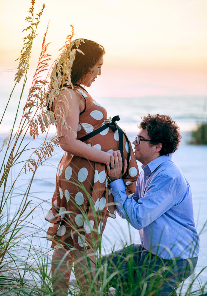 sunset-beach-maternity-photography-st-pete-florida