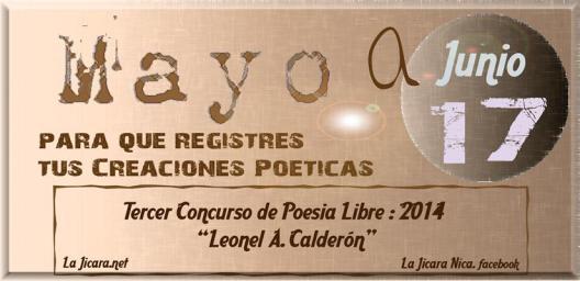 La Jicara - Tercer Concurso de poesia 2014 IntroArt.jpg