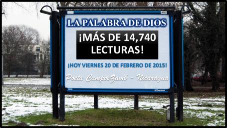LA PALABRA DE DIOS - Más de 14,740 lecturas - 20-2-2015.png