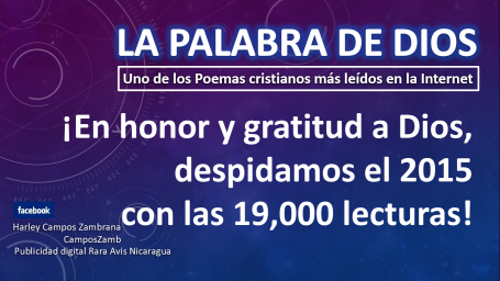 LA PALABRA DE DIOS - Despidiendo 2015 - 19,000 lecturas - 30-12-2015.png