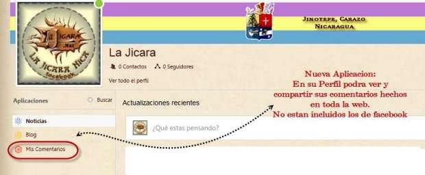 La Jicara - Info1