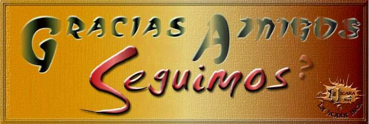 La Jicara - Gracias Amigos - Seguimos.jpg