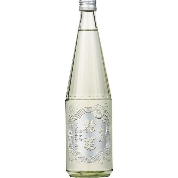 【直送】誕生記念の日本酒 上善如水720ml<シルバー>(お名入れ)/のし包装・ベビーカード不可商品