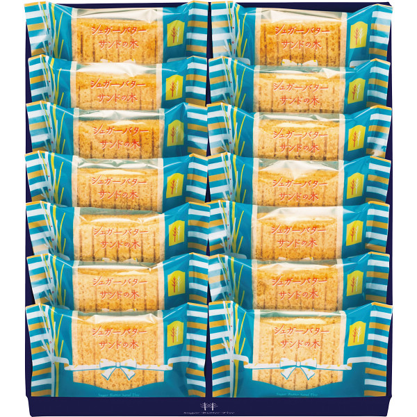 シュガーバターサンドの木 14個入/本商品は外のし対応となります