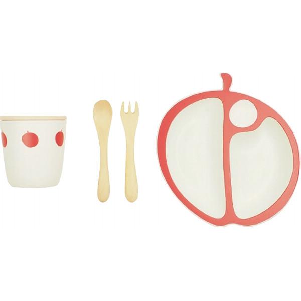メーラ りんご食器セット
