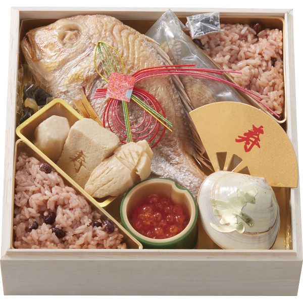 東京正直屋 お食い初め祝膳