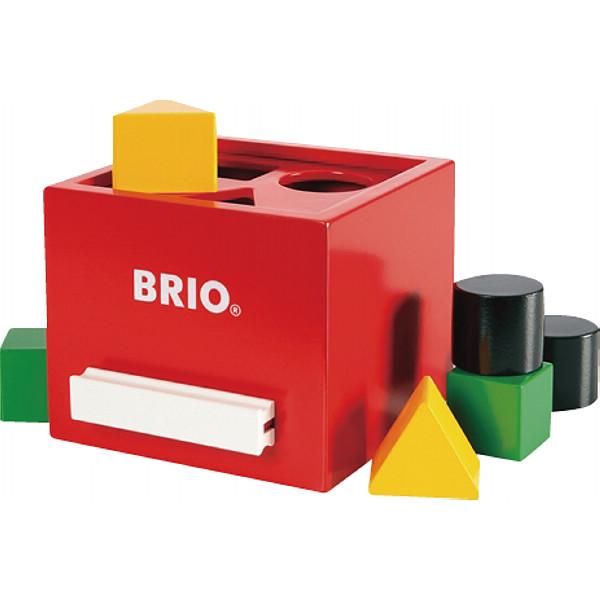ブリオ トドラー 形合わせボックス